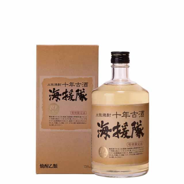 特別限定品》 海援隊・十年古酒|土佐鶴オンラインショップ
